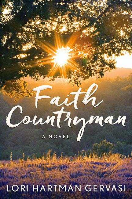 Healing comes from a place greater than yourself - meet Faith Countryman